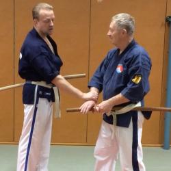"Iaï et ken jutsu ""le self défense au sabre :-)"""